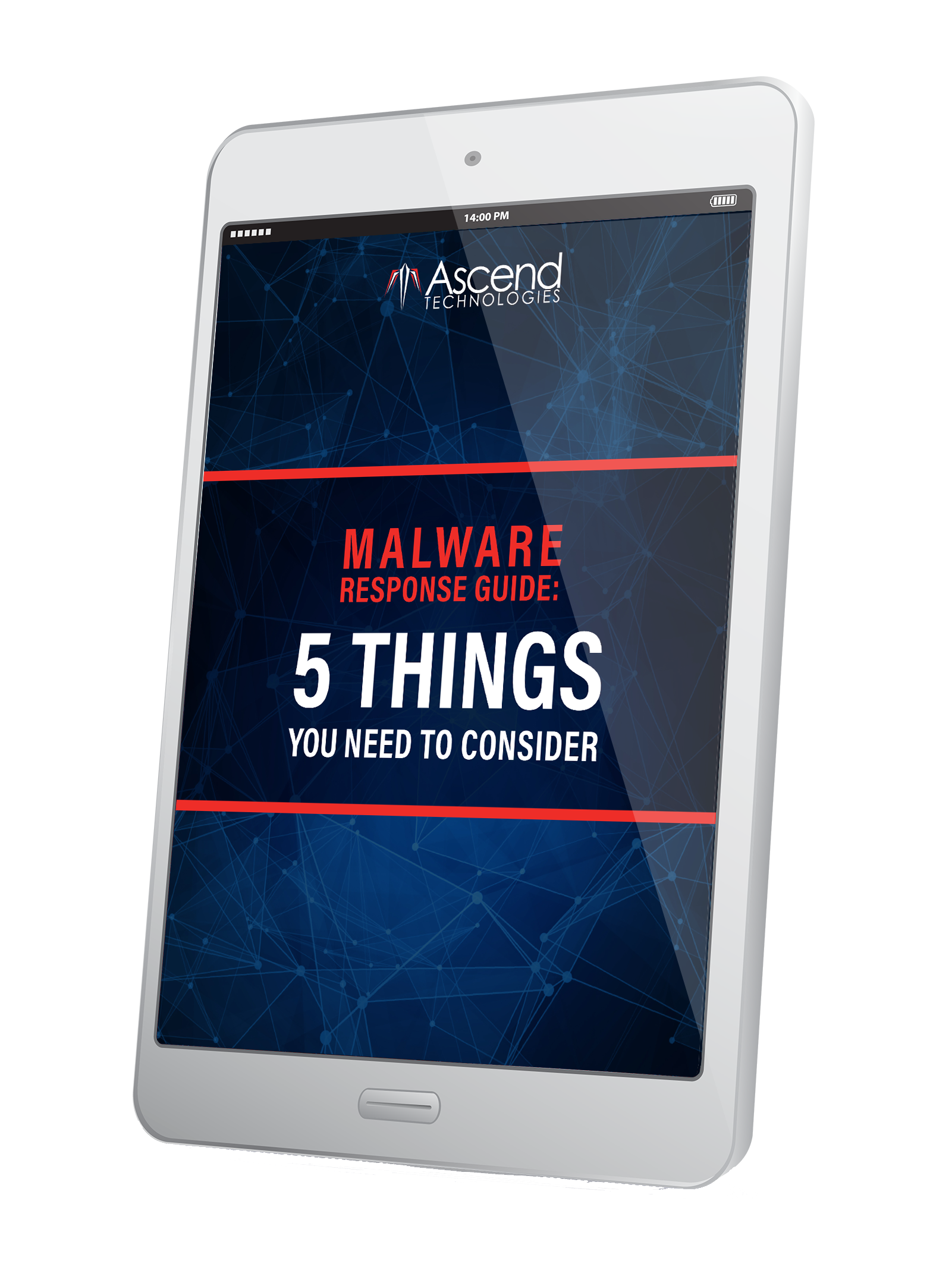 Malware-Response-eBook-Tablet